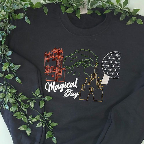 Parks - WDW Magical Day Jumper