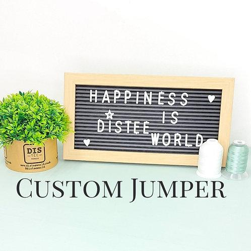Custom Jumper