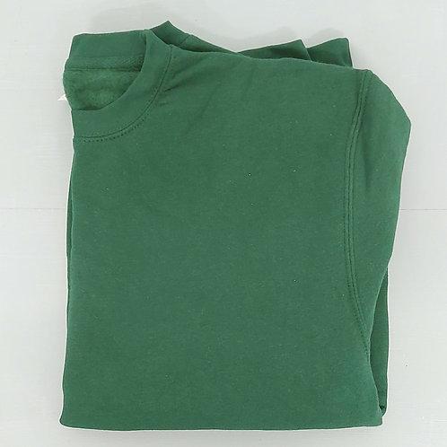 Blank - Green L Jumper