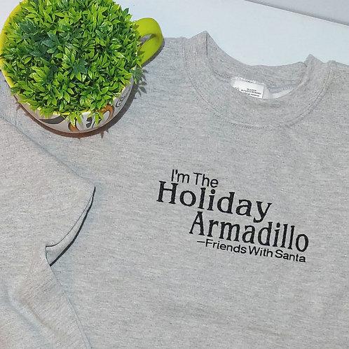Christmas - Holiday Armadillo Jumper