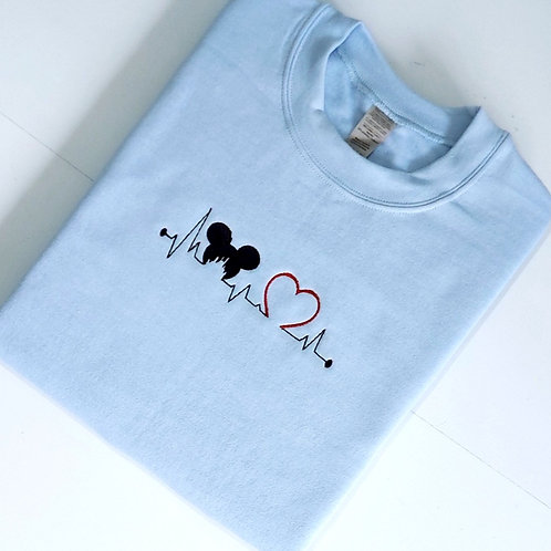 Mickey Heartbeat Jumper