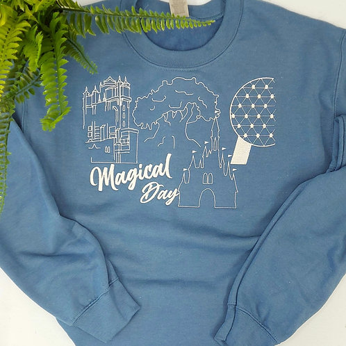 Parks - WDW Magical Day 1 Colour Tee