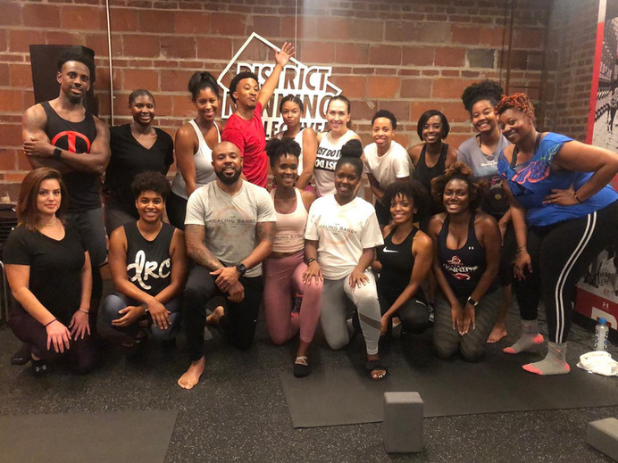 Fitness classes for all levels