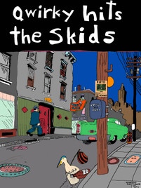 Quirky hits the skids