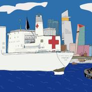 USS Comfort