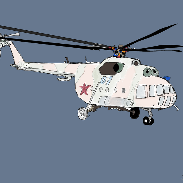 Russian Copter