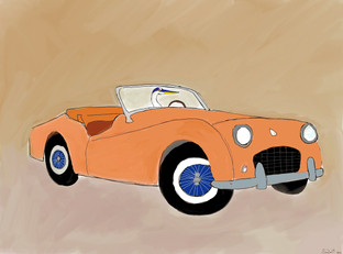 Quirky Driving TR3