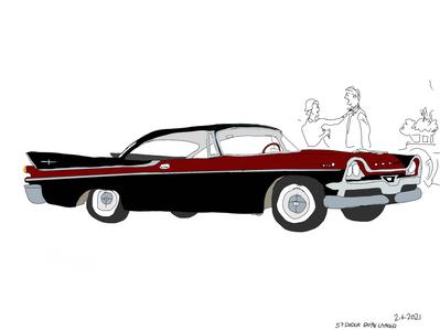 57 Dodge Royal Lancer