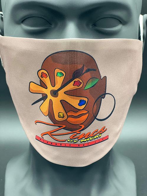 Logo mask!!