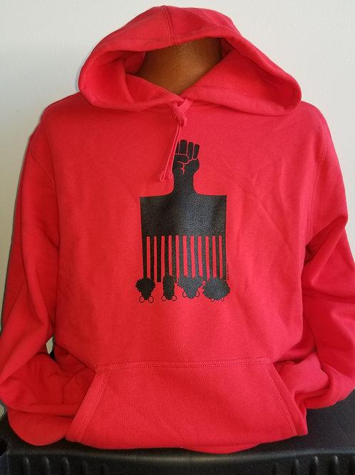 Lady pick hoodie