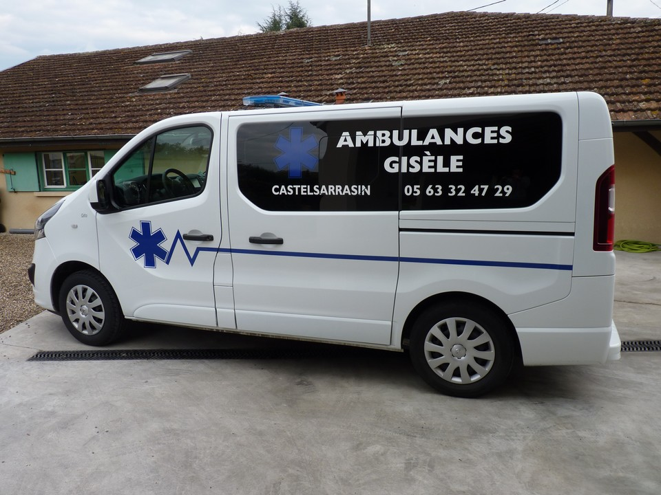 Ambulances Lavit de Lomagne