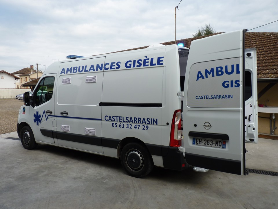 Ambulances Castelsarrasin