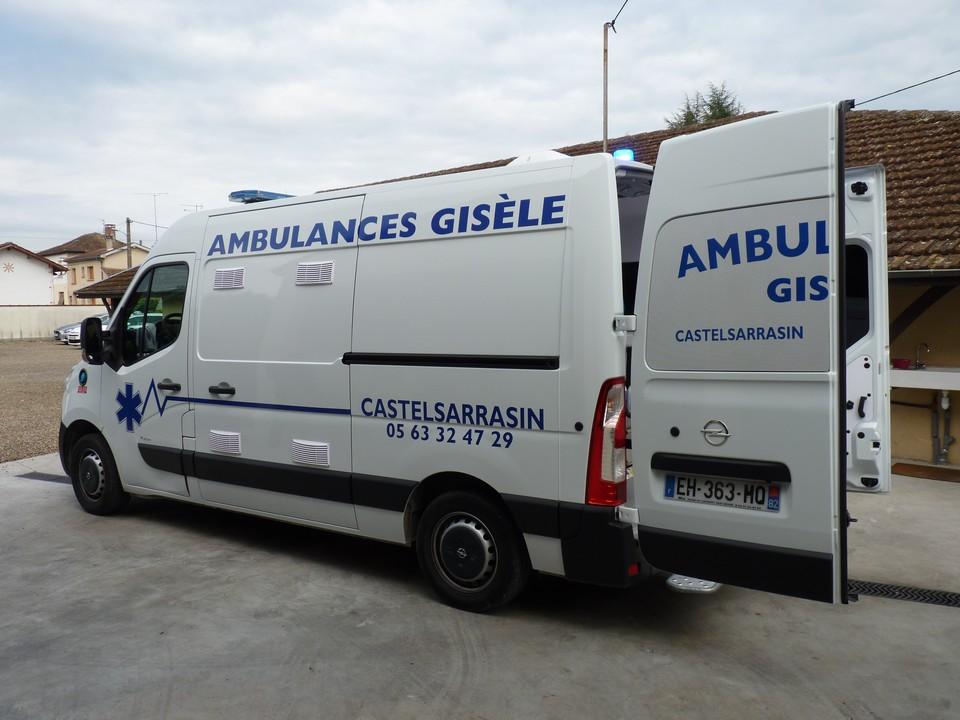 Ambulances Castelsarrasin