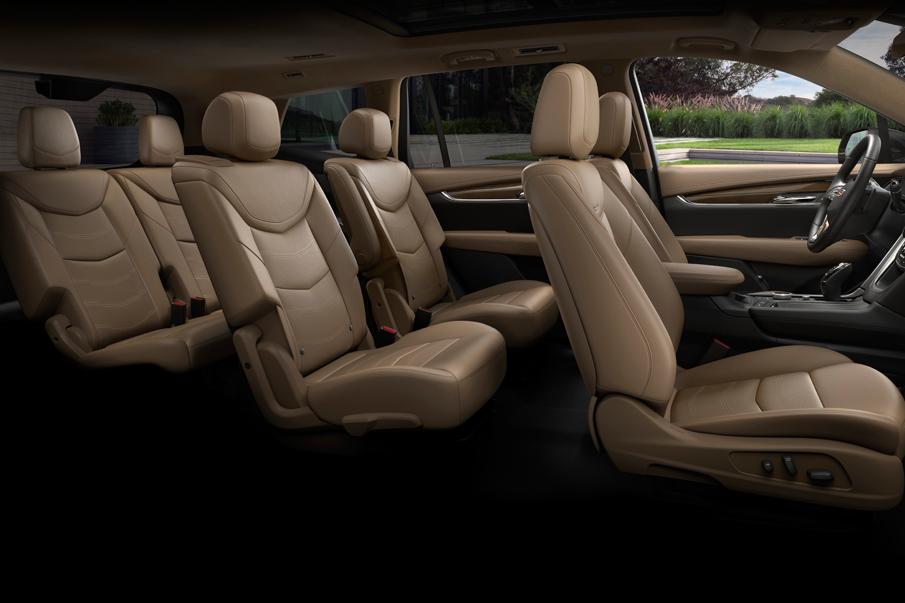 Cadillac XT6 Interior