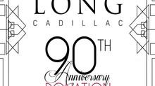 90th Anniversary Donation