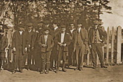 R.H. Long Shoe Factory Workers
