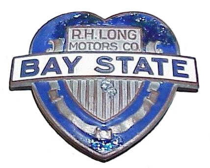 Bay State automobile badge