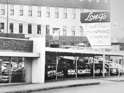 R.H. Long dealership c.1961