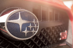 Subaru Badge