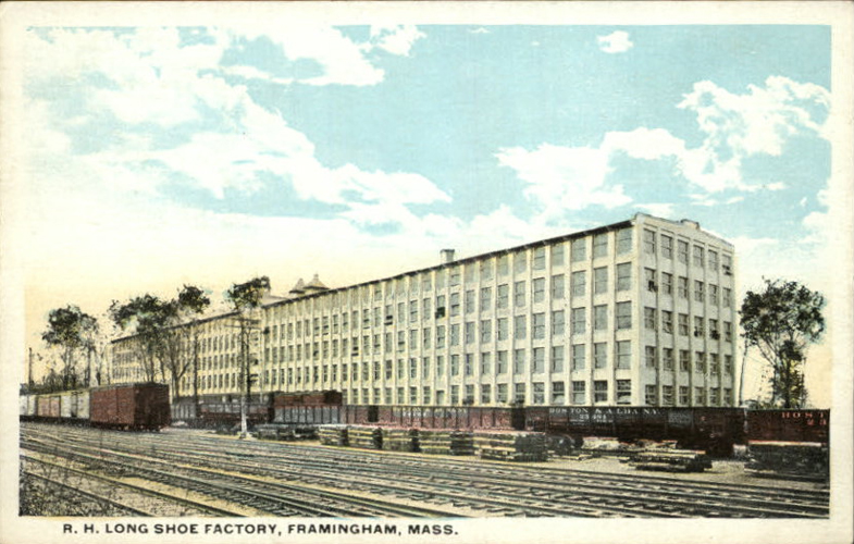 R.H. Long Shoe Factory