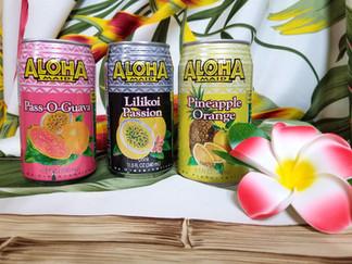 Aloha Maid Drinks