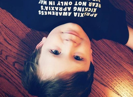 The Story of The Lava Monster: My Son's Apraxia Story