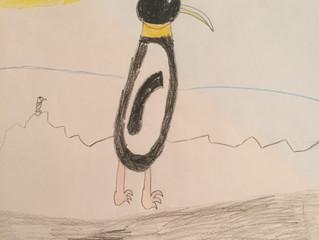 Proud Penguin!