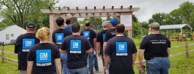 GM Cares Week