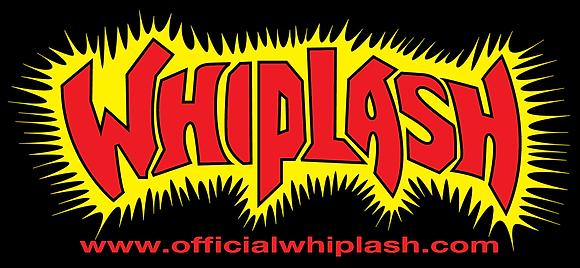 Whiplash Sticker