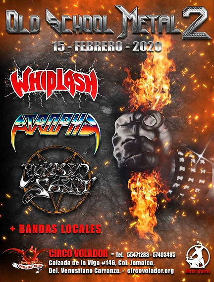Whiplash in Mexico City 2-15-20