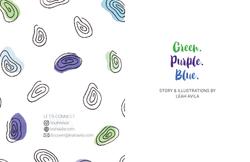 Green Purple Blue
