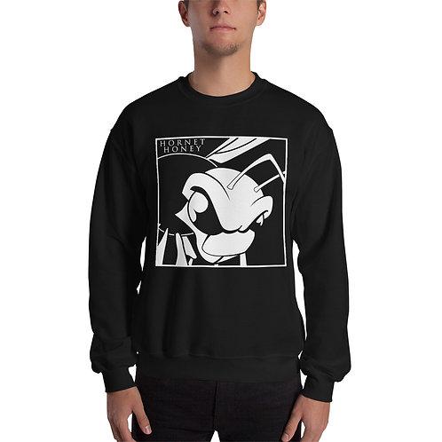 Unisex Hornet Honey Black Sweatshirt