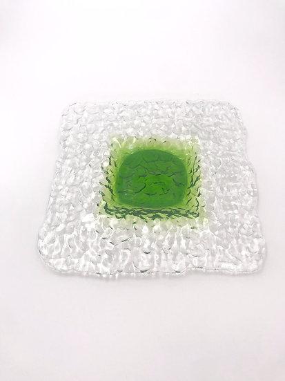 -reloved- glass tray