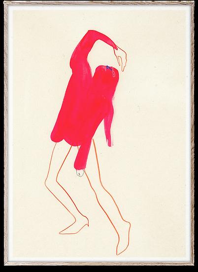 The Pink Pose - Amelie Hegardt