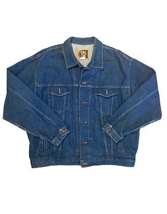 Light my fire | vintage denim jacket