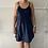 Thumbnail: Banana peel | satin slip dress