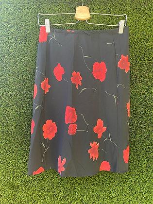Rosie | vintage rose skirt