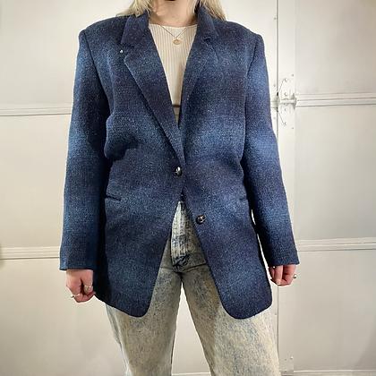Feeling The Blues | Vintage Blazer