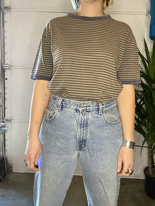 Stripe search | vintage t-shirt