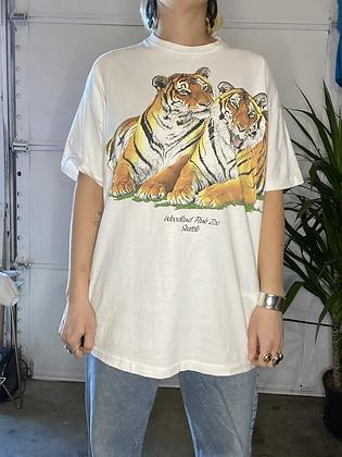 Tiger king | Vintage seattle zoo t-shirt