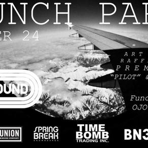 Peak Plane Launch Party on Nov. 24, 2018
