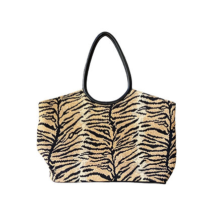 Zebra Love | Vintage Bag
