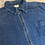 Thumbnail: I'm bored | Vintage thick Blue corduroy zip up shirt