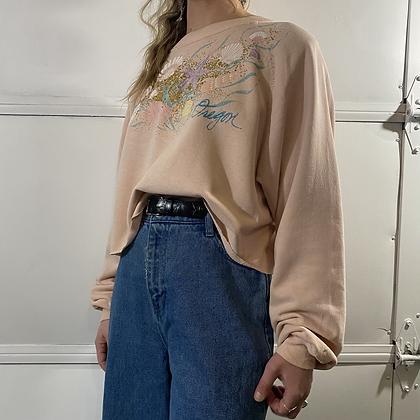 Ocean Baby | Vintage Sweater