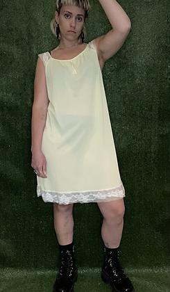 Lemonade  | Vintage dress