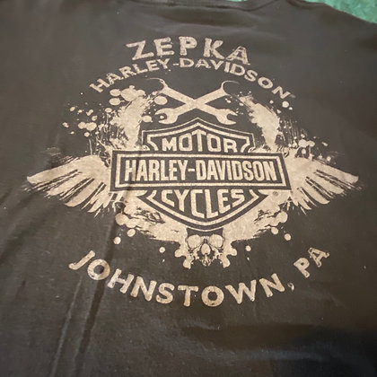 Skull it  | Harley Davidson t-shirt