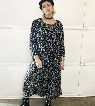 Oh ok | vintage maxi dress