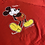 Thumbnail: Oh Mickey you're so fine | Vintage red Mickey sweater