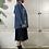 Thumbnail: Bed of roses | 90's denim jacket