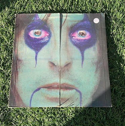 Alice Cooper   From The Inside Record